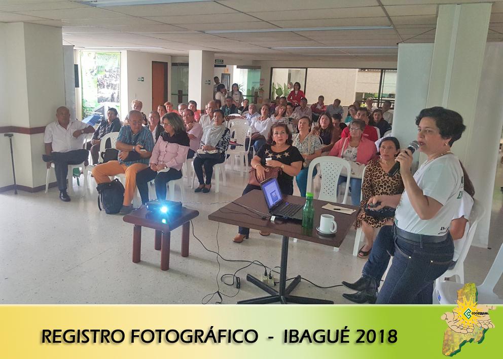 PRESENTACIÓN INFORMES PARA LA XI ASAMBLEA GENERAL ORDINARIA DE DELEGADOS EN AGENCIAS